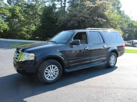 2013 Ford Expedition EL for sale at Dallas Auto Mart in Dallas GA