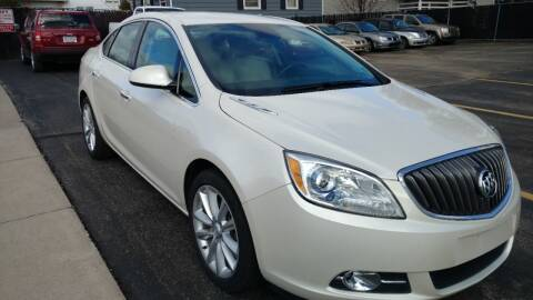 2014 Buick Verano for sale at Graft Sales and Service Inc in Scottdale PA