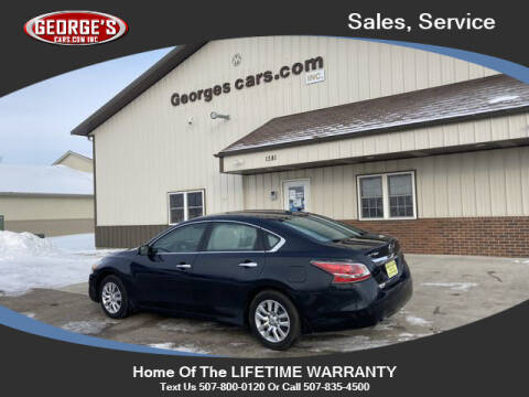 2015 Nissan Altima for sale at GEORGE'S CARS.COM INC in Waseca MN