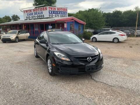 2011 Mazda MAZDA6 for sale at Twin Motors in Austin TX