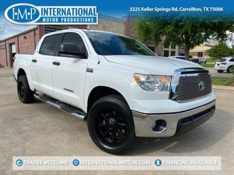 2013 Toyota Tundra for sale at International Motor Productions in Carrollton TX