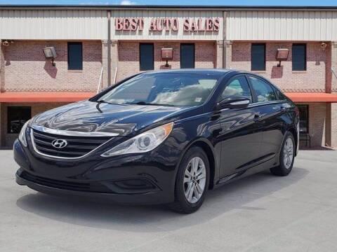 2014 Hyundai Sonata for sale at Best Auto Sales LLC in Auburn AL