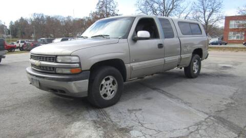 2001 Chevrolet Silverado 1500 for sale at MTC AUTO SALES in Omaha NE