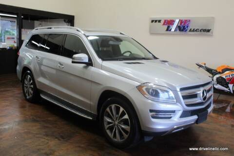 2013 Mercedes-Benz GL-Class for sale at Driveline LLC in Jacksonville FL