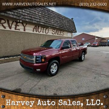 2008 Chevrolet Silverado 1500 for sale at Harvey Auto Sales, LLC. in Flint MI