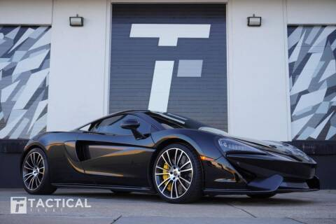 2016 McLaren 570S for sale at Tactical Fleet in Addison TX