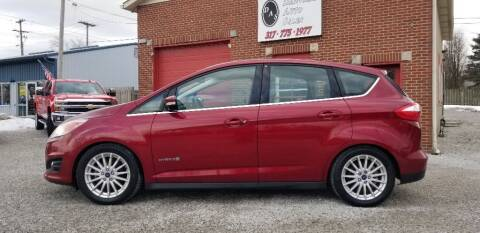 2016 Ford C-MAX Hybrid for sale at DANVILLE AUTO SALES in Danville IN