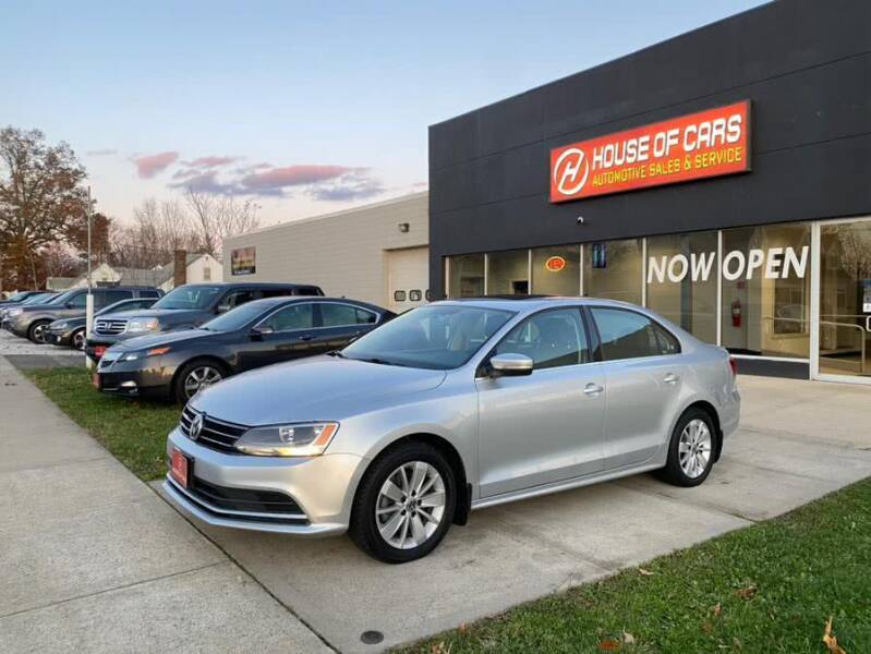 2015 Volkswagen Jetta for sale at HOUSE OF CARS CT in Meriden CT