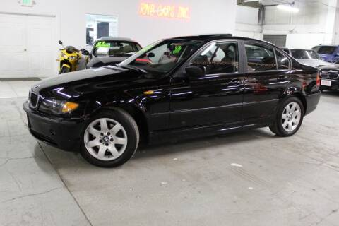 2002 BMW 3 Series for sale at R n B Cars Inc. in Denver CO