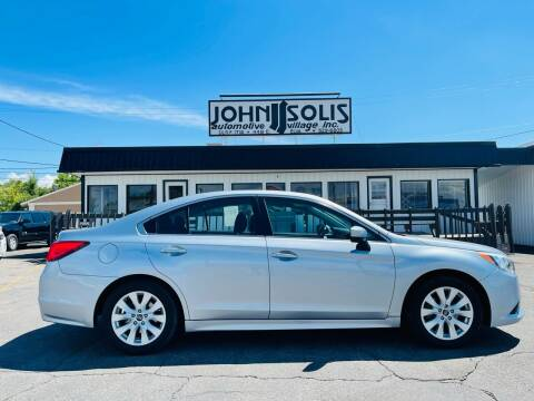 2015 Subaru Legacy for sale at John Solis Automotive Village in Idaho Falls ID