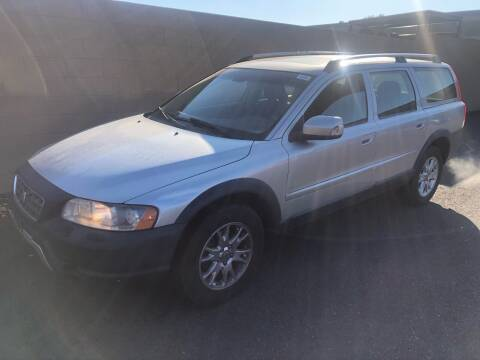 2007 Volvo XC70 for sale at Blue Line Auto Group in Portland OR