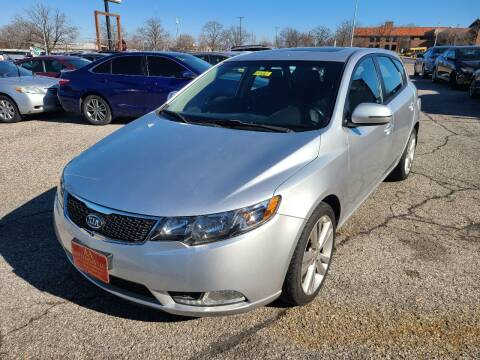 2013 Kia Forte5 for sale at AA Auto Sales LLC in Columbia MO