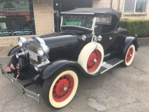 1980 Ford Model A for sale at K O Motors in Akron OH