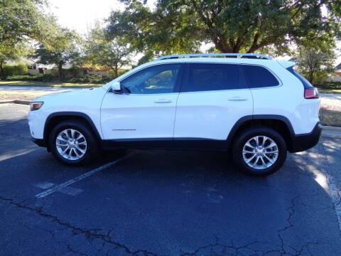 2019 Jeep Cherokee for sale at BALKCUM AUTO INC in Wilmington NC
