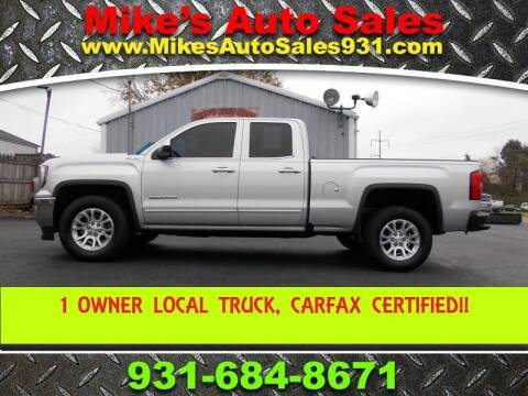 2016 GMC Sierra 1500 for sale at Mike's Auto Sales in Shelbyville TN