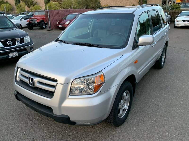 2008 Honda Pilot for sale at C. H. Auto Sales in Citrus Heights CA