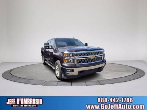 2015 Chevrolet Silverado 1500 for sale at Jeff D'Ambrosio Auto Group in Downingtown PA