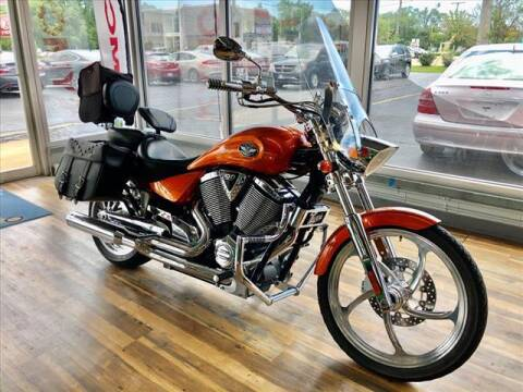 2007 Victory Vegas for sale at Richardson Sales & Service in Highland IN