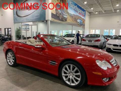 2007 Mercedes-Benz SL-Class for sale at Godspeed Motors in Charlotte NC