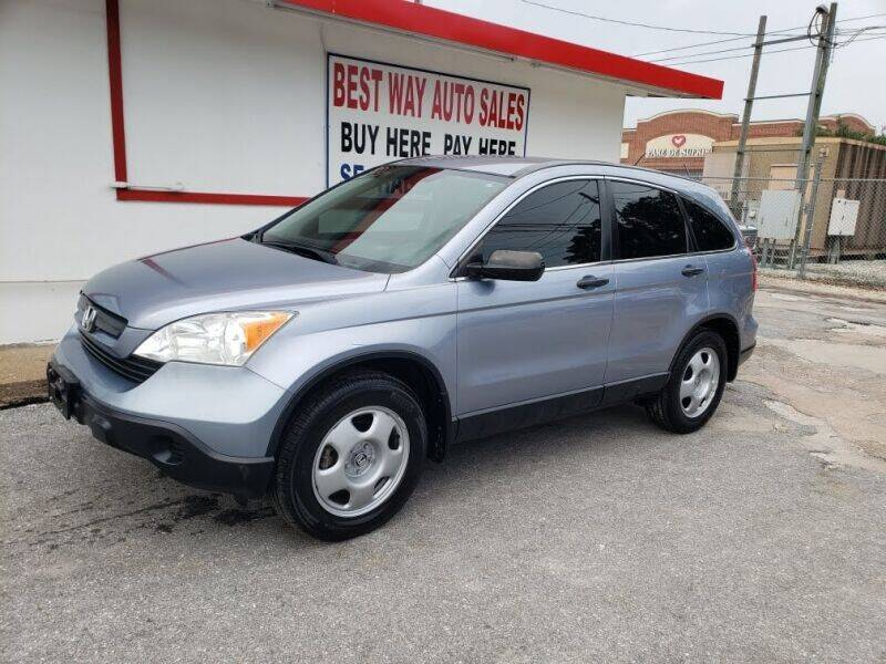2009 Honda CR-V for sale at Best Way Auto Sales II in Houston TX
