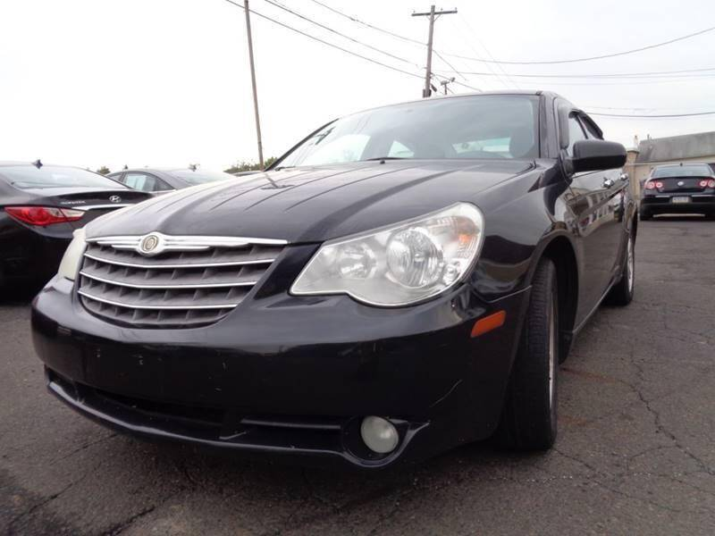 2007 Chrysler Sebring for sale at All State Auto Sales in Morrisville PA