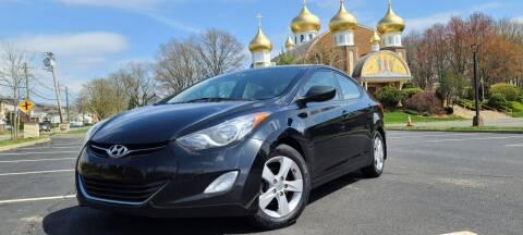 2013 Hyundai Elantra for sale at Car Leaders NJ, LLC in Hasbrouck Heights NJ