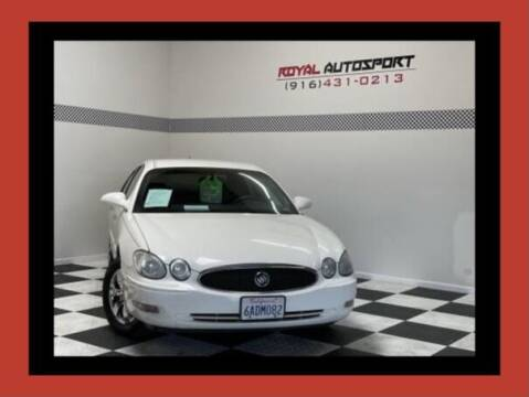 2007 Buick LaCrosse for sale at Royal AutoSport in Sacramento CA
