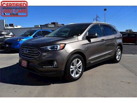 2019 Ford Edge for sale at South Plains Autoplex by RANDY BUCHANAN in Lubbock TX