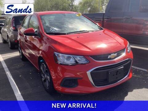 2017 Chevrolet Sonic for sale at Sands Chevrolet in Surprise AZ