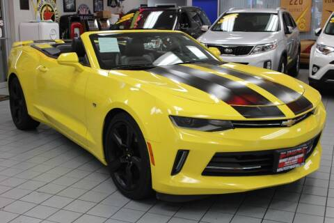 2017 Chevrolet Camaro for sale at Windy City Motors in Chicago IL