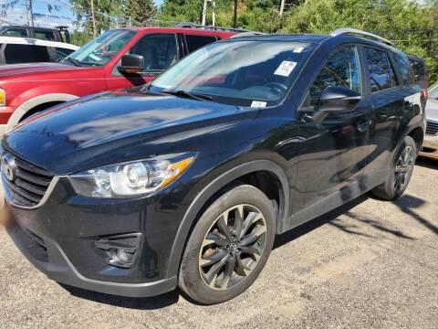 2016 Mazda CX-5 for sale at Extreme Auto Sales LLC. in Wautoma WI