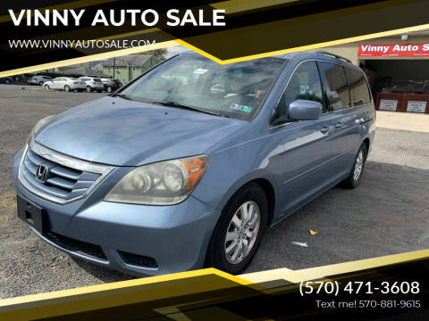 2008 Honda Odyssey for sale at VINNY AUTO SALE in Duryea PA