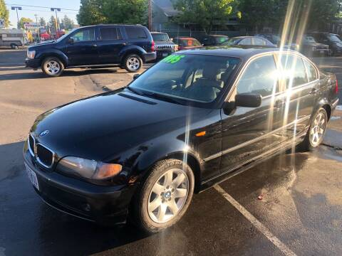 2003 BMW 3 Series for sale at Blue Line Auto Group in Portland OR