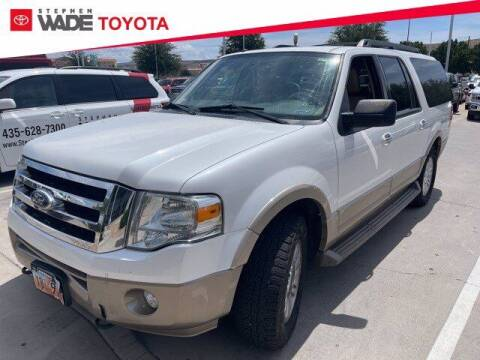 2011 Ford Expedition EL for sale at Stephen Wade Pre-Owned Supercenter in Saint George UT