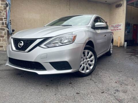 2016 Nissan Sentra for sale at Keystone Auto Center LLC in Allentown PA