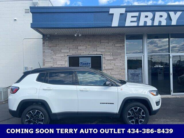 2019 Jeep Compass for sale at Terry Auto Outlet in Lynchburg VA