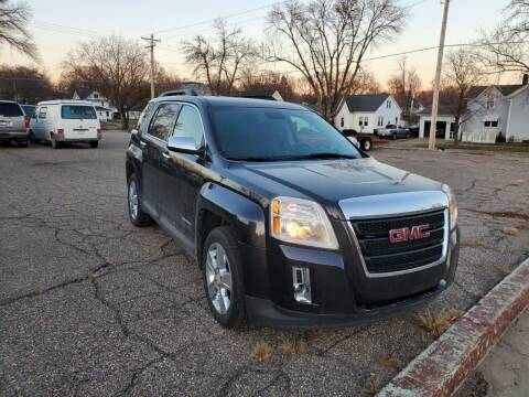2015 GMC Terrain for sale at Vossen Auto LLC in Blue Earth MN