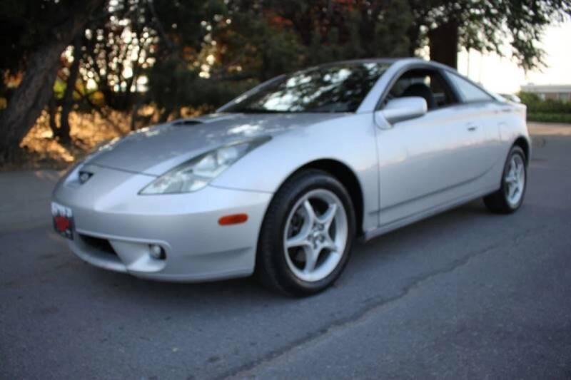 2001 Toyota Celica for sale at Motor City Idaho in Pocatello ID