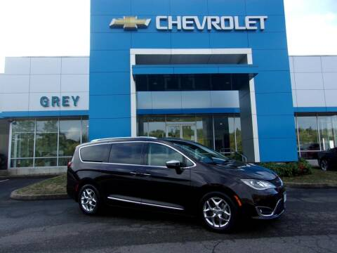 2017 Chrysler Pacifica for sale at Grey Chevrolet, Inc. in Port Orchard WA