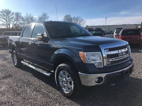 2013 Ford F-150 for sale at QUALITY AUTO SALES OF NEW YORK in Medford NY