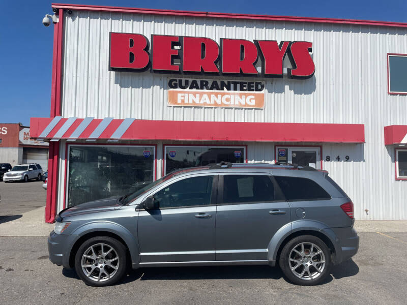 2009 Dodge Journey for sale at Berry's Cherries Auto in Billings MT