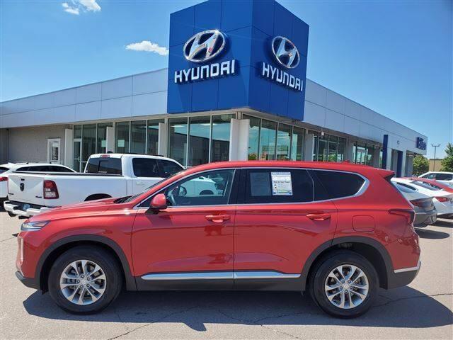 2019 Hyundai Santa Fe for sale in Sioux Falls, SD