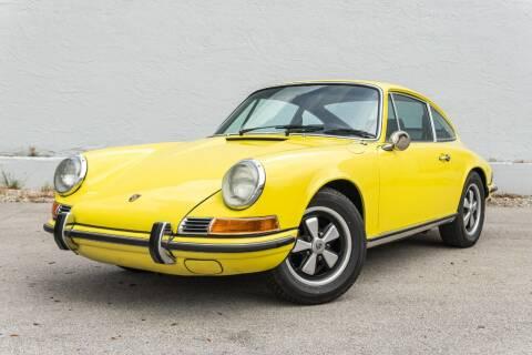 1971 Porsche 911 for sale at ZWECK in Miami FL