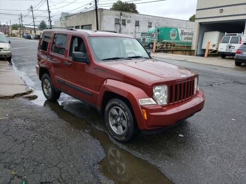 2008 Jeep Liberty for sale at O A Auto Sale in Paterson NJ