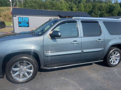 2007 GMC Yukon XL for sale at Elite Auto Brokers in Lenoir NC