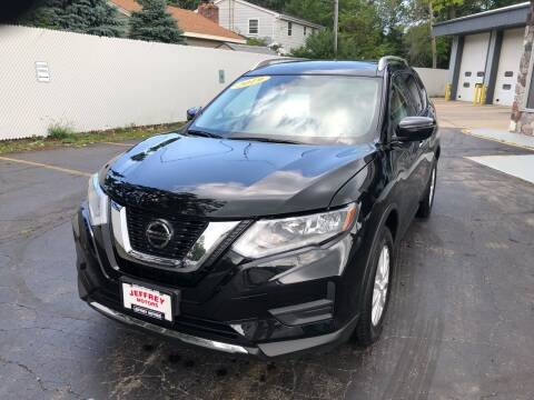 2019 Nissan Rogue for sale at Jeffrey Motors in Kenosha WI