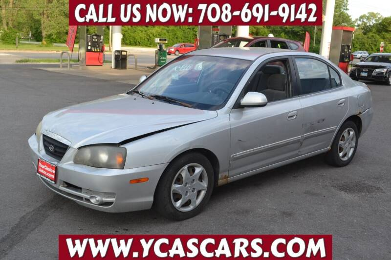 2004 Hyundai Elantra for sale at Your Choice Autos - Crestwood in Crestwood IL