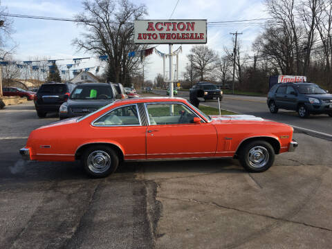 1976 Chevrolet Nova for sale at Action Auto Wholesale in Painesville OH