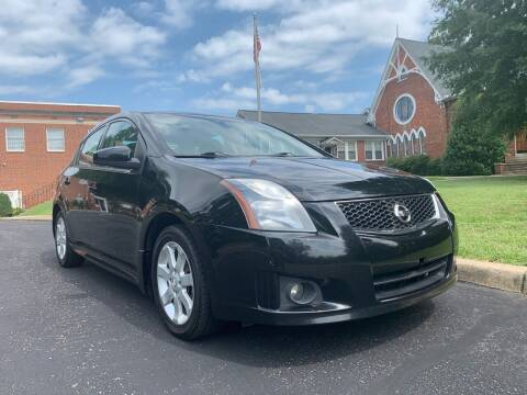 2011 Nissan Sentra for sale at Automax of Eden in Eden NC