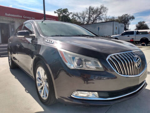 2014 Buick LaCrosse for sale at Empire Automotive Group Inc. in Orlando FL